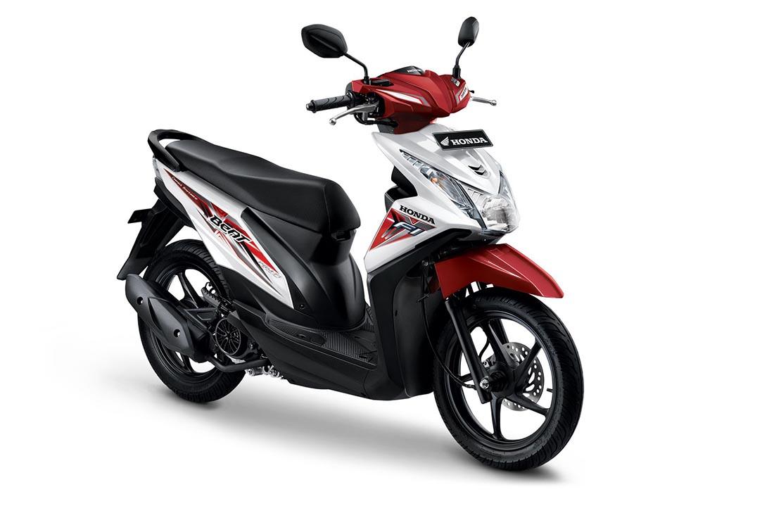 New Honda Beat FI