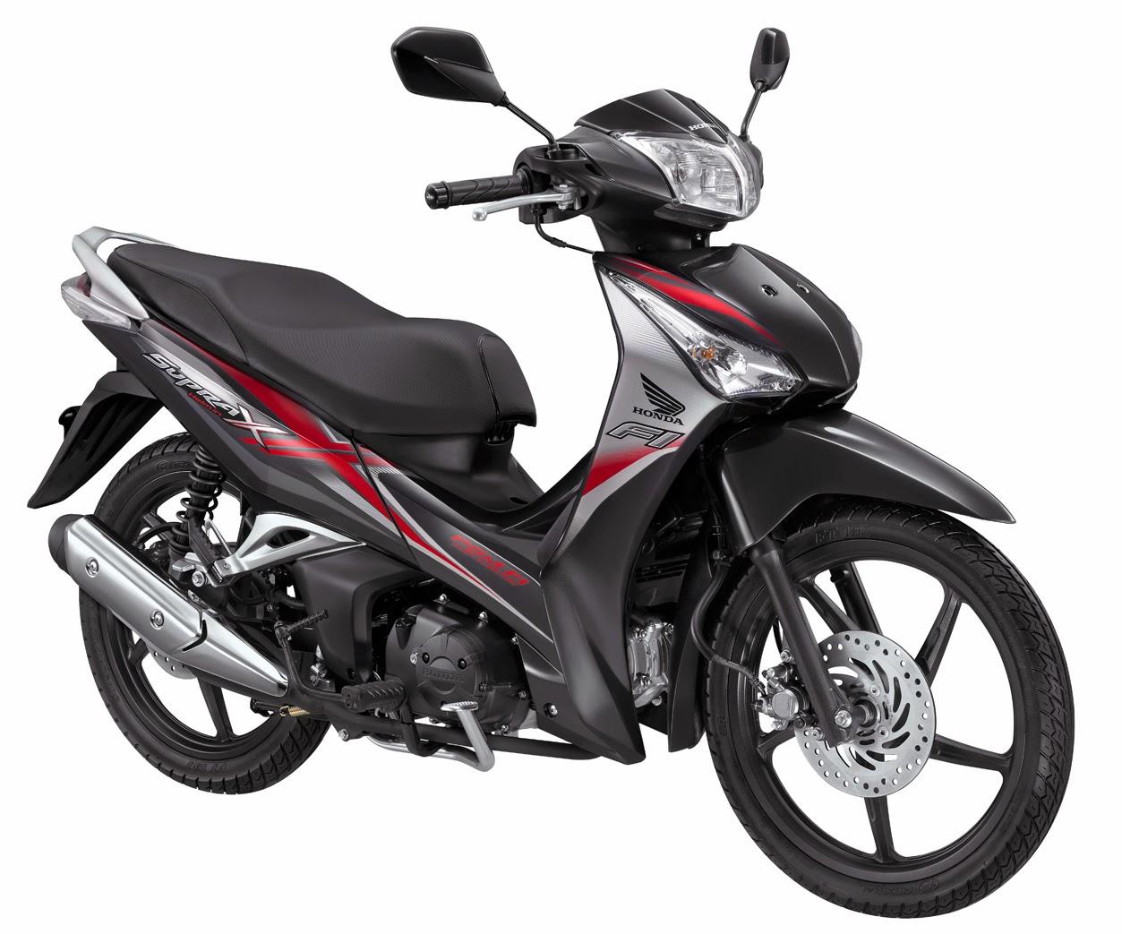 Honda Supra X 125 FI, Rental Motor Jogja