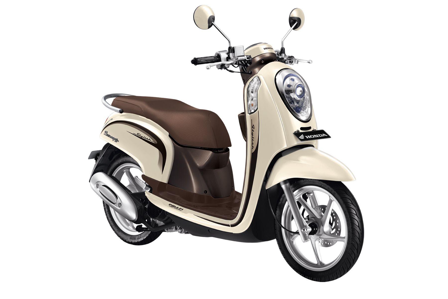 Honda Scoopy FI, Rental Motor Jogja