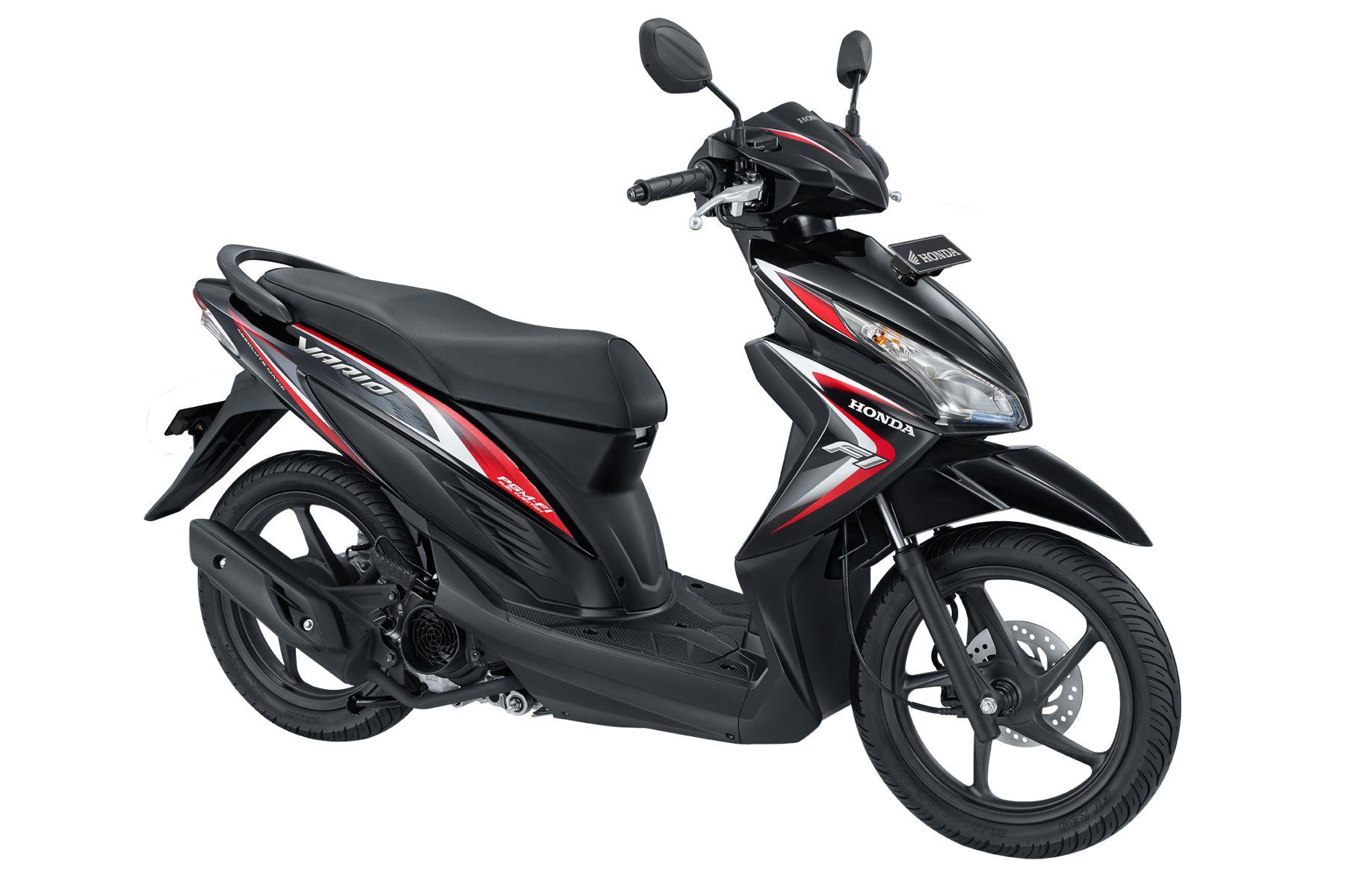 Honda Vario 110cc FI, Rental Motor Jogja