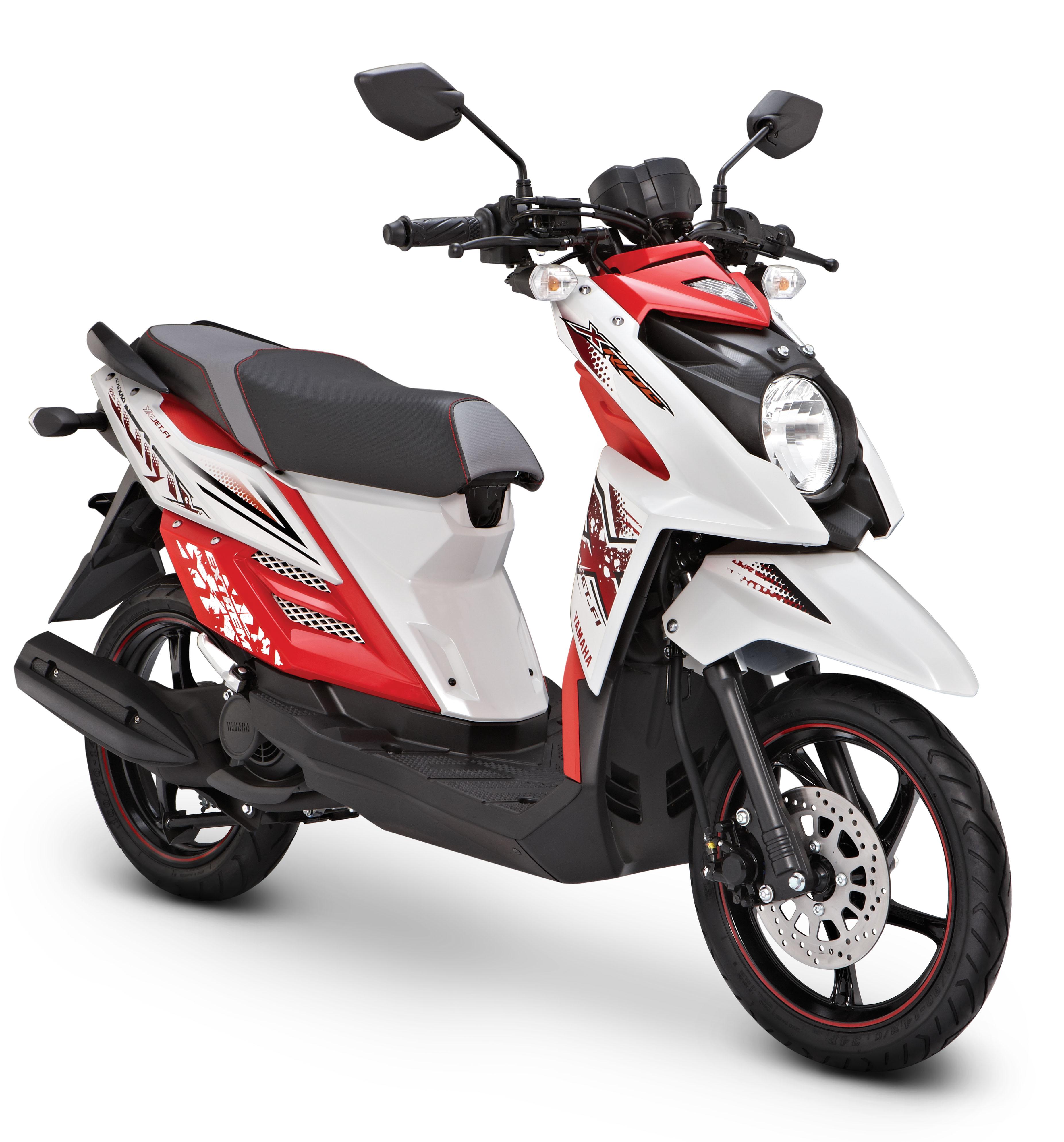 Yamaha X Ride, Rental Motor Jogja