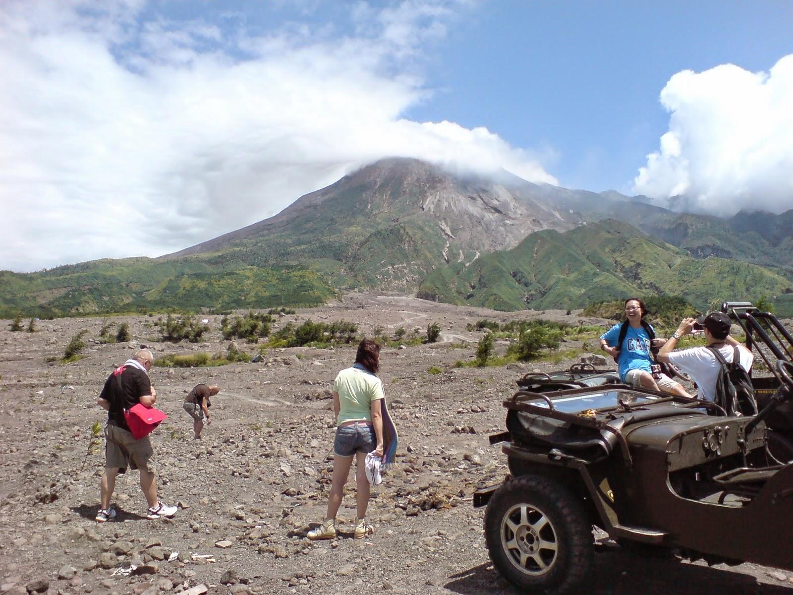 Wisata Gunung Merapi Jogja, Lava Tour