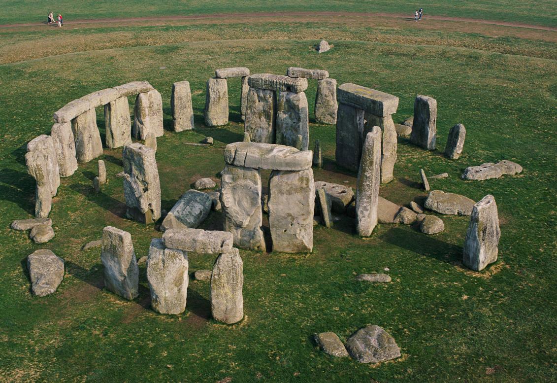 Situs Stonehenge Inggris