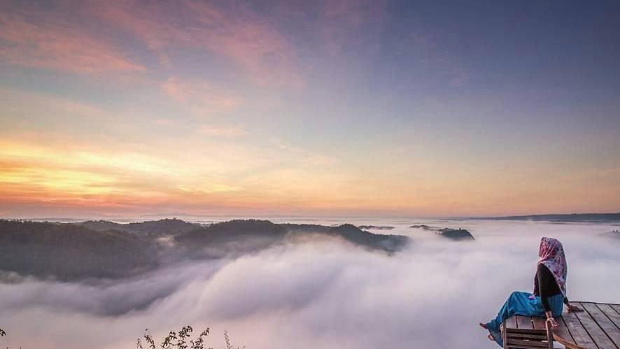 Bukit Panguk Kediwung Jogjakarta