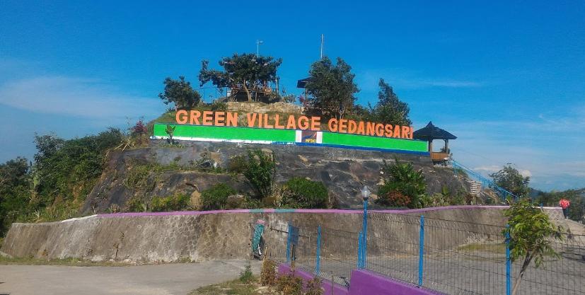 Green Village Gedangsari Yogyakarta