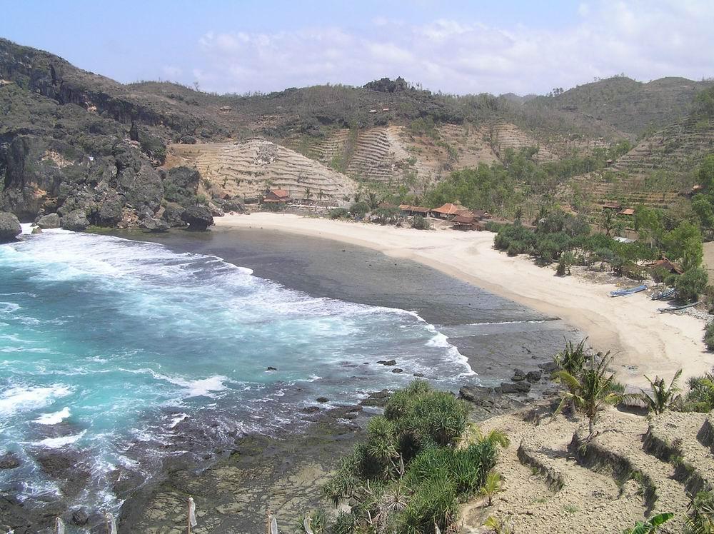 Pantai Siung Jogja