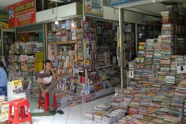 Shopping Center: Pusat Buku Langka dan Murah
