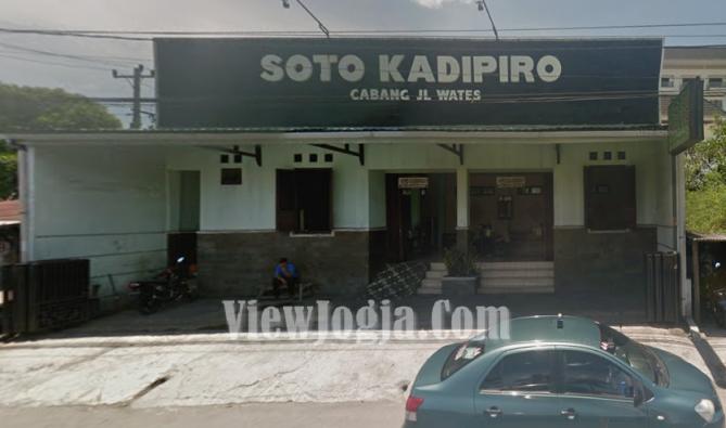 Soto Kadipiro Jogja