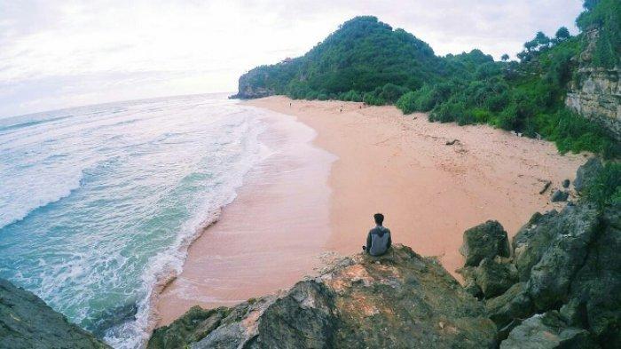 Pantai Sanglen Jogja