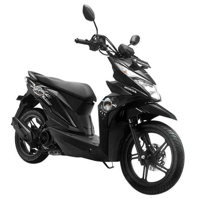 Honda Beat Street 110 cc Terbaru