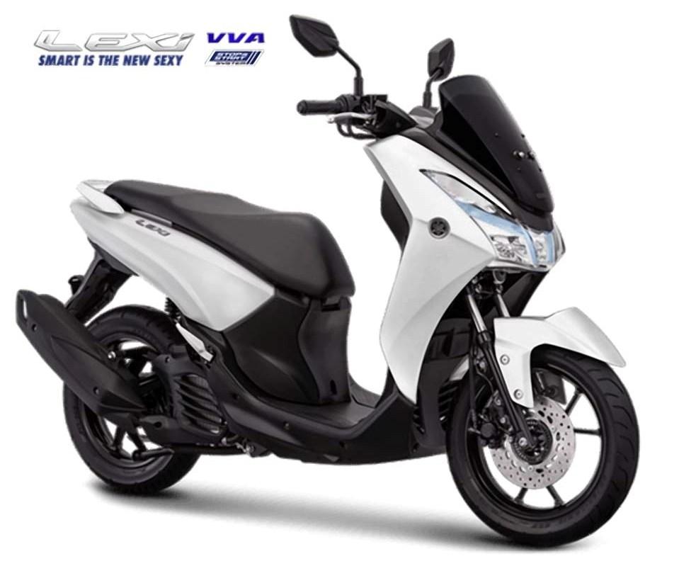 Yamaha Lexi 125 cc Terbaru