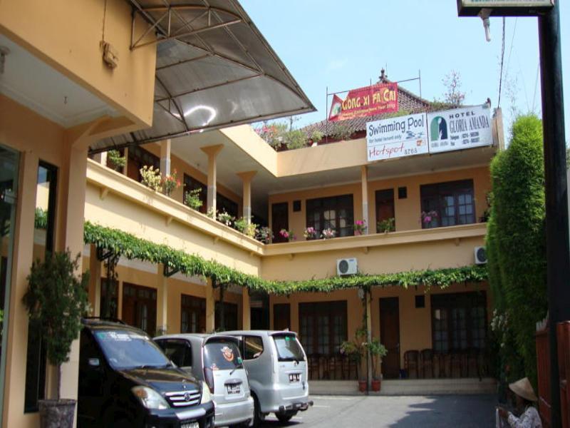 Penginapan Hotel di Malioboro