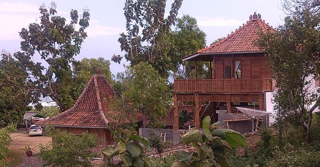 Adinda Beach Villas Yogyakarta - Viewjogja.com