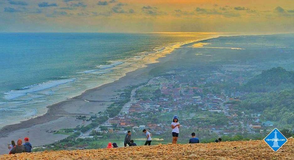 Bukit Paralayang Yogyakarta