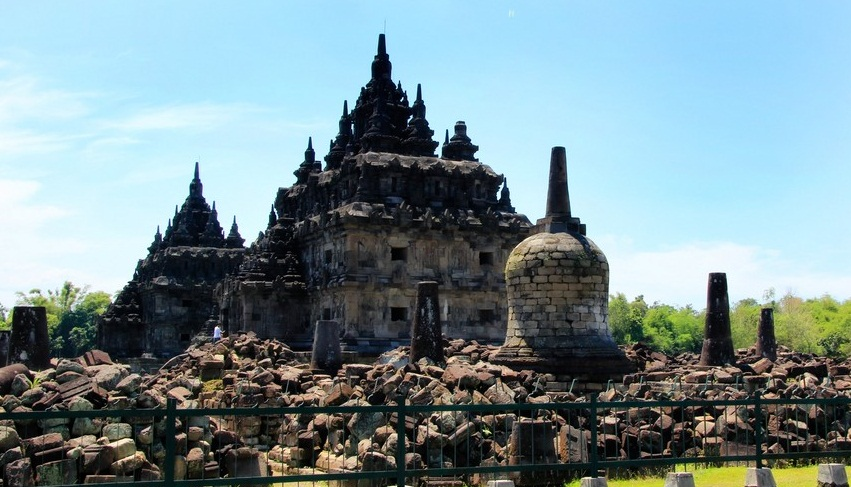 Candi Plaosan Yogyakarta