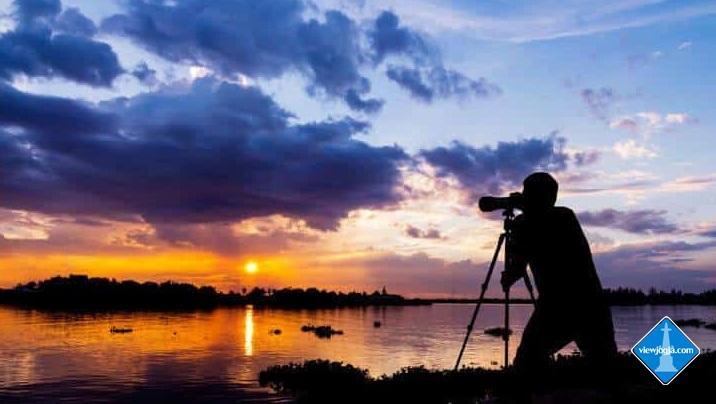 Cara Mendapatkan Foto Bagus di Tempat Sunset Yogyakarta