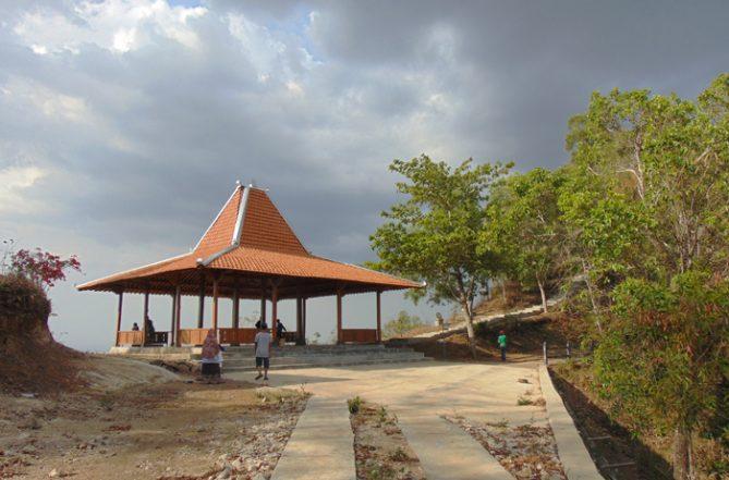 Wisata Gunung Gambar Yogyakarta