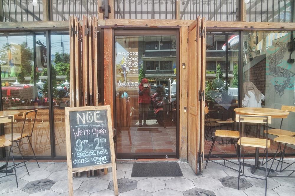 Noe Coffee and Kitchen Jogjakarta - Viewjogja.com