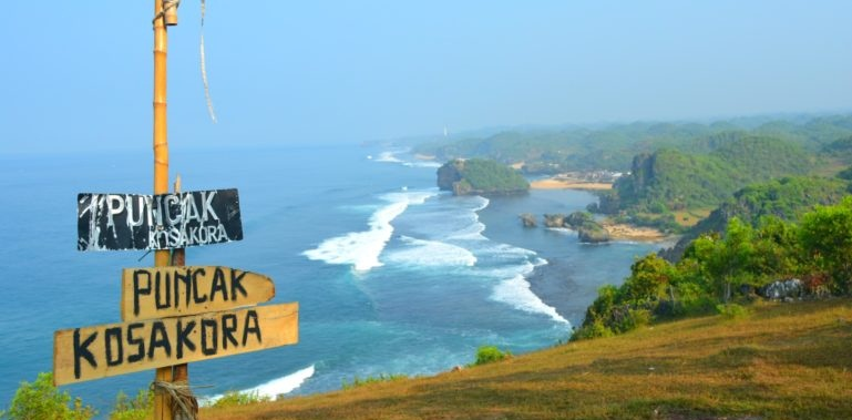 Puncak Kosakora Yogyakarta