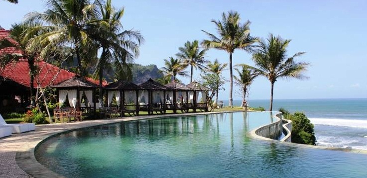 Queen of The South Resort Yogyakarta - Viewjogja.com