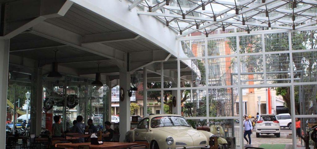 Silol Kopi & Eatery Jogjakarta