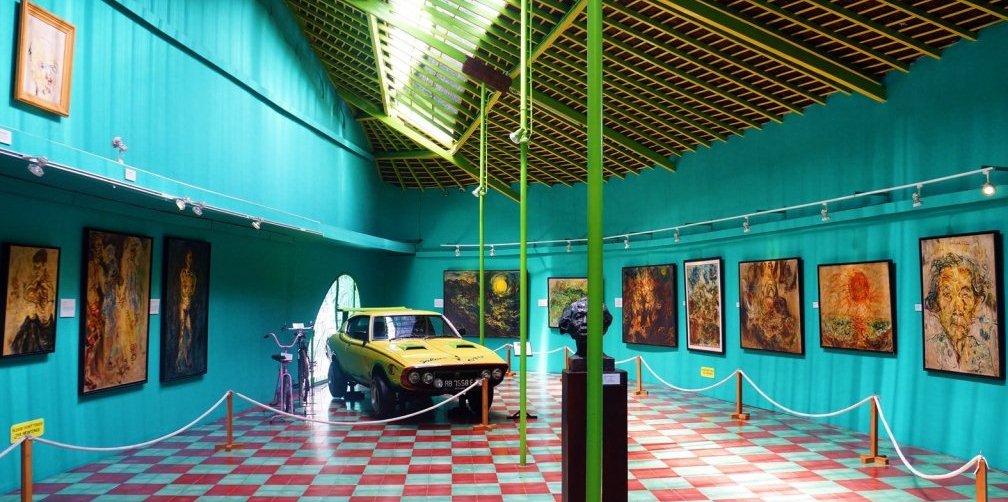 Museum Affandi Yogyakarta