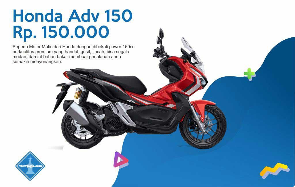 Sewa Honda ADV 150 cc Murah
